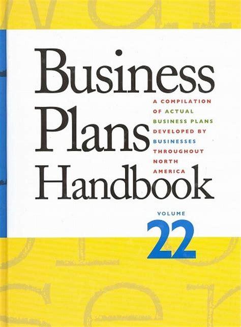 Closed Vol 22 business plans handbook vol 22 repost avaxhome