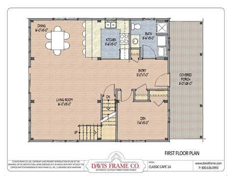 timber floor plans barn home plans classic cape 1a timber frame home