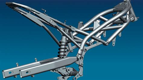 frame design of motorcycle history of motorcycle frames rideapart