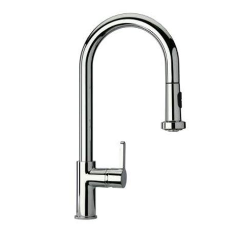 Home Depot Kitchen Faucets Pull Down | latoscana novello single handle pull down sprayer kitchen