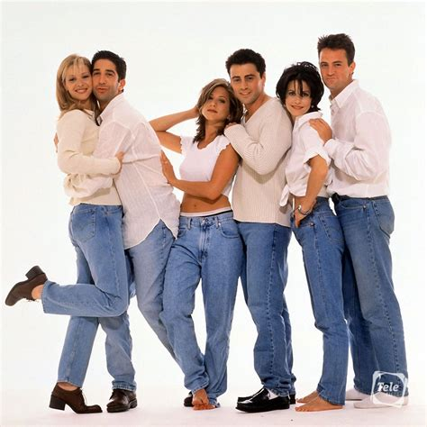 Friends Fashion And 7 ways friends influenced 90s fashion photos vanity fair