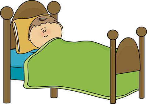 clipart bett child sleeping clip child sleeping image