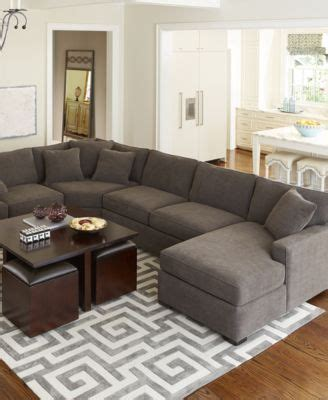 macy s furniture tv cabinet best 25 gray sectional sofas ideas on family