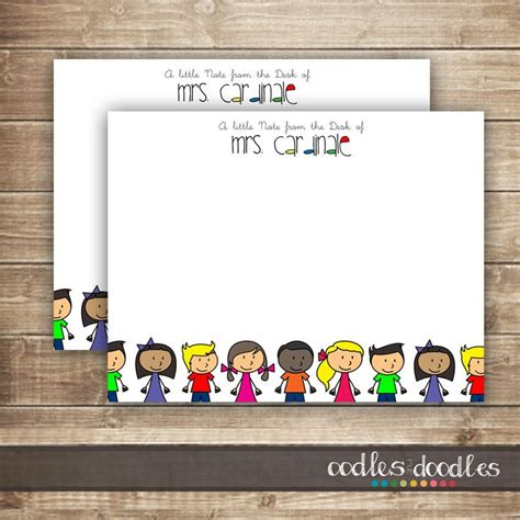 printable teacher stationery 17 best images about cici s wish list on pinterest
