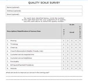 feedback questionnaire template search results for sle survey questionnaire