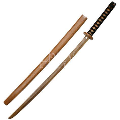 diy bokken wooden sword oak wooden katana woodwork katana and weapons