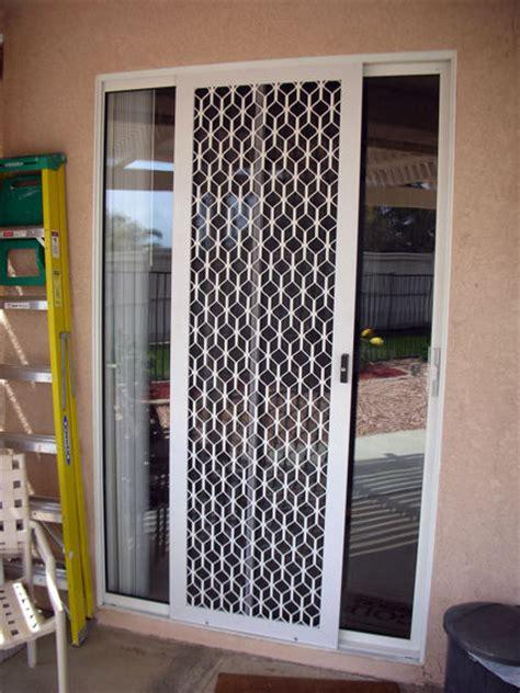 Screen Door Sliding Glass Security Screen Doors Sliding Security Screen Doors Brisbane