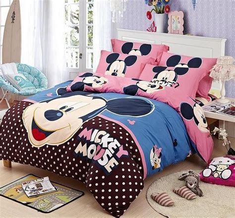 Mickey Mouse Bedding Set King Size Mickey Mouse King Size Bed Set Collection Disney Bed Sets King Size And Mickey