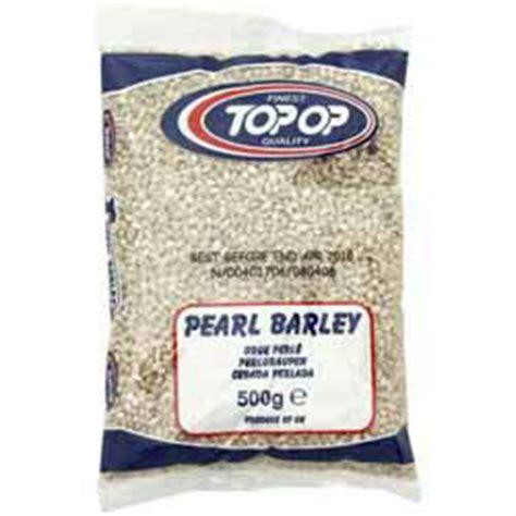 Pearl Barley 250 Gr top op
