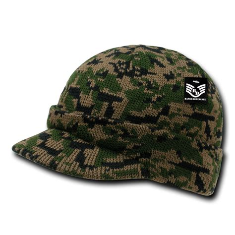 Camo Jeep Hat Rapid Dominance Rapdom Camouflage Jeep Caps Visor