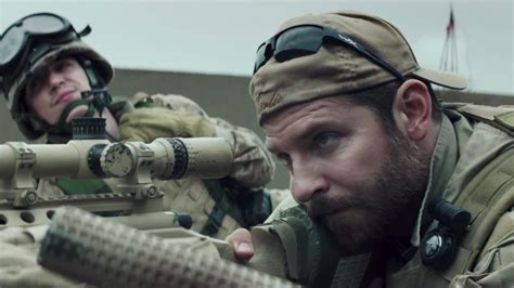 The American Sniper American Sniper Trailer With Bradley Cooper Variety