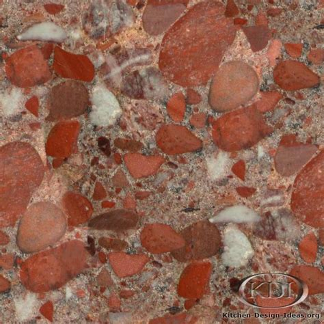 Red Kitchen Backsplash Ideas rosso marinace granite kitchen countertop ideas