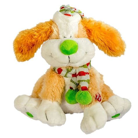 flapping ears animated puppy with flapping ears buy at qd stores