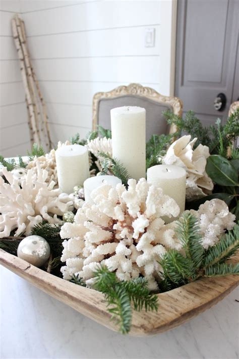 coffee table flower decorations 11 christmas home decorating styles 70 pics decoholic