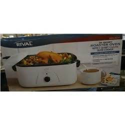 rival kitchen appliances 2 electric kitchen appliances rival 20 qt roaster with a