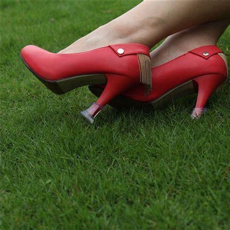 high heel shoe protectors walking grass 91 best heel protectors images on heel