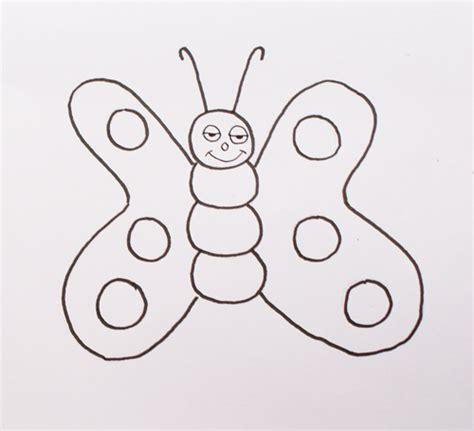 imagenes bonitas para dibujar faciles de mariposas dibujos de mariposas c 243 mo dibujar una mariposa