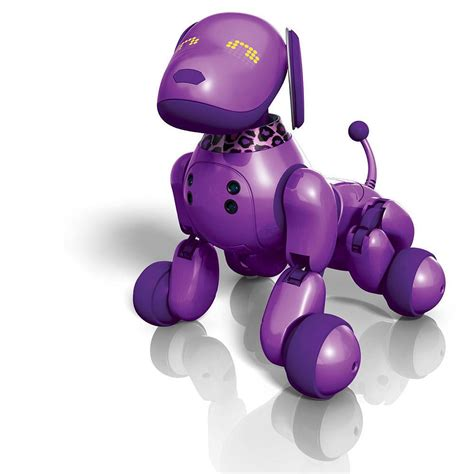 zoomer puppy zoomer robot kindergarten