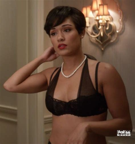 hairdos from empire show on fox grace gealey as anika gibbons on fox network s new hit