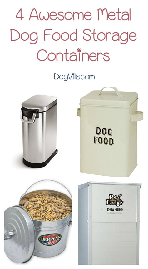 metal food container top 4 best metal food containers to try dogvills