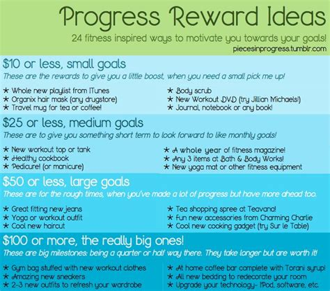 Ways To Reward Yourself For Weight Loss by 29 Best Images About Weight Loss Goal Rewards On