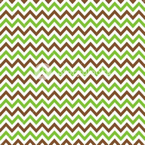 brown green pattern brown green and white chevron pattern royalty free stock