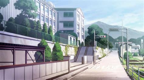 anime high school high school houses pinterest student life and anime