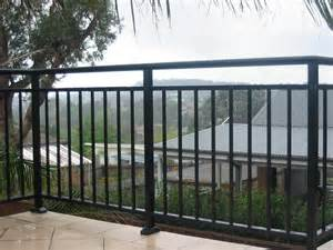 Retractable Aluminum Awnings Midrail Picket Balustrades Shoalhaven Railings