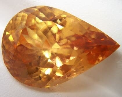 gemstone of the day hessonite energymuse