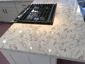 Assembled Kitchen Cabinets Online Kitchen White Shaker Cabinets Amp Quartz Countertop In Los