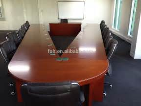 V Shaped Conference Table Guangzhou High Quality Big Wooden V Shaped Meeting Table Fohau 001