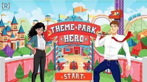 theme park hero the new face of assessment tests revelian theme park hero