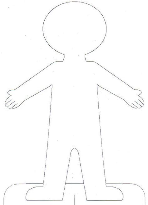 cut out person template search results for person cut out template calendar 2015