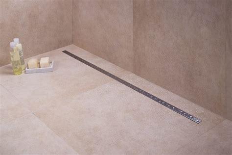 canaletta doccia easy drain flex canaletta doccia bagno