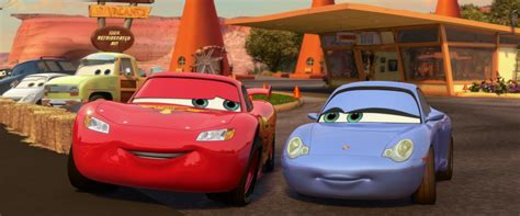 cars sally and lightning mcqueen image cars 2 lightning and sally png disney wiki