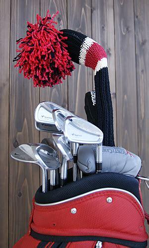 pierrot yarn pattern club ravelry 29 golf golf club covers pattern by pierrot