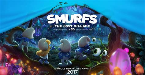 film animasi november 2017 quot smurfs the lost village quot review cultjer