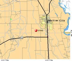 junction city oregon map 97448 zip code junction city oregon profile homes