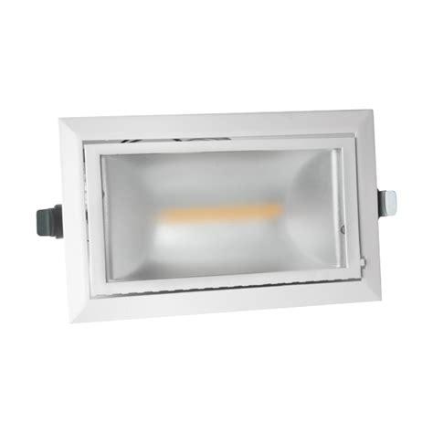 Lu Hid Luminous megaman kara recessed adjustable led floodlight indoor luminaires integrated led fixtures