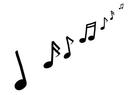 imagenes en png de notas musicales nota musical clipart 50