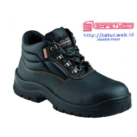 Sepatu Sandal Webbing Hitam Aa jual sepatu safety krushers florida hitam