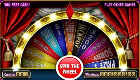 Spin The Wheel To Win Real Money - play free games win money