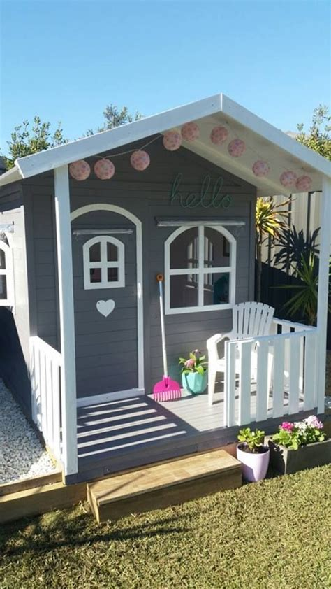 outdoor kids house 17 best ideas about playhouse outdoor on pinterest kids house garden garden