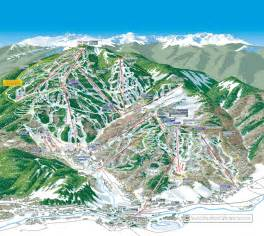 beaver creek colorado trail map copper mountain ski vacations copper mountain ski