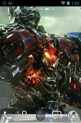 themes transformers android transformers android theme for go launcher androidlooks com