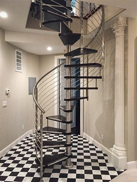 Spiral Stairs   European Cabinets & Design Studios