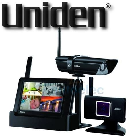 uniden g2711 guardian digital wireless security