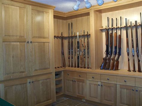 Farmhouse Kitchen Furniture custom gun room by stratton creek custommade com