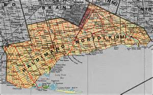 the changing shape of ontario regional municipality of