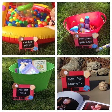 birthday themed lesson plans baseball themed first birthday party activities at each